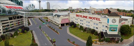 Skyline Hotel & Waterpark