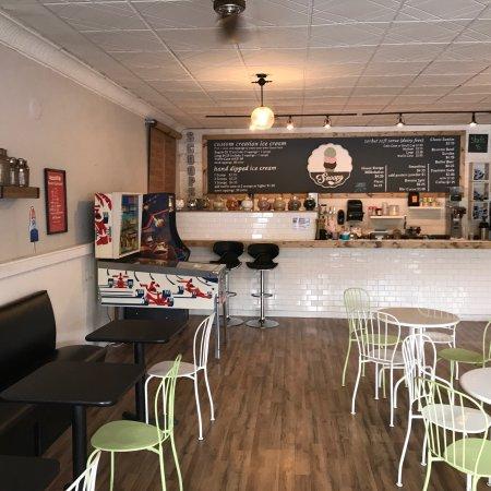 Andrews, NC: Exterior and interior shots.