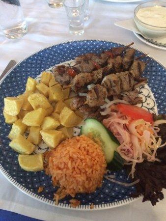 Wormerveer, เนเธอร์แลนด์: my Patmos mixed grill