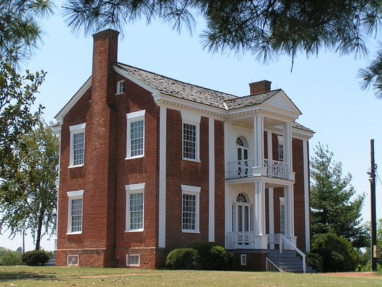 Chief Vann House Historic Site: The Vann House, est. 1804, was the first brick house in the Cherokee Nation.