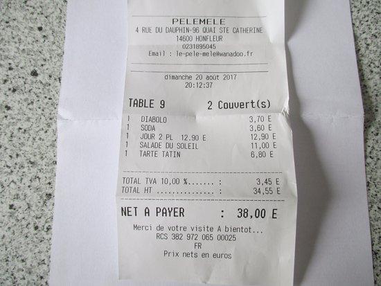 Préférence Pele-Mele, Honfleur - Restaurant Avis, Numéro de Téléphone  UW84