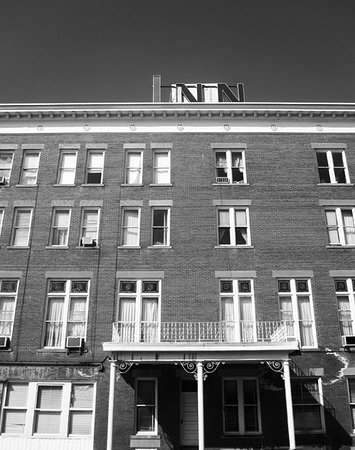 The Lowe Hotel: Historic Lowe Hotel- Point Pleasant, West Virginia. Photo copyright Mark A. Randall