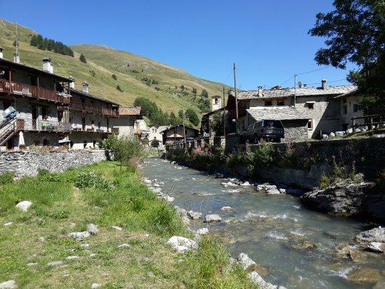Chianale Borgo della Valle Varaita