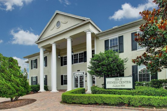Southern Hills Plantation Club Spa