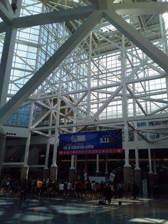 Los Angeles Convention Center Ca Award Winning Top