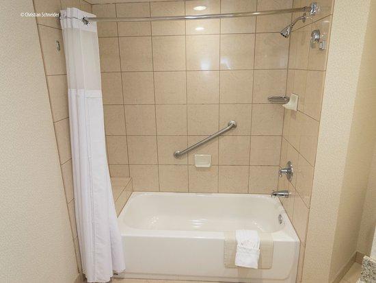 Hilton Melbourne Rialto Place: Banheiro