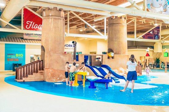 Hershey Indoor Water Park Water Ionizer