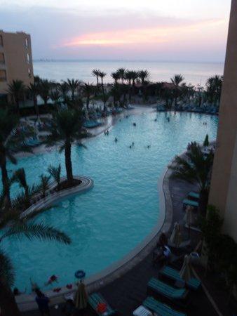 SENTIDO Rosa Beach: ....et pourtant le lieu est juste paradisiaque !