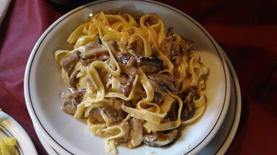 Ristorante baita ciampie in trento con cucina italiana for P cucina italiana