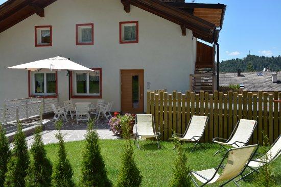 Dolomites b b suites and apartments tesero recenze a - Giardino d inverno terrazza ...