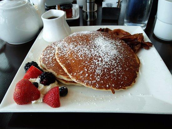 Sauciety: Pancakes & Bacon
