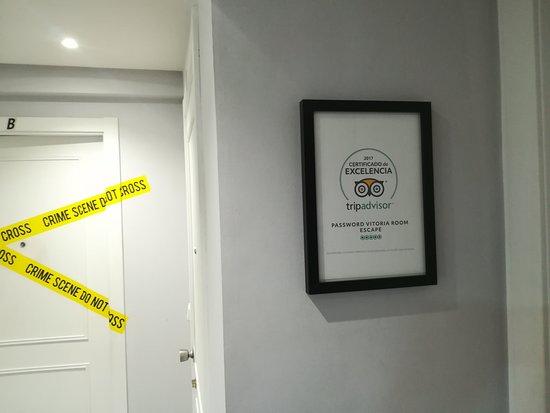 Room Escape Password Vitoria