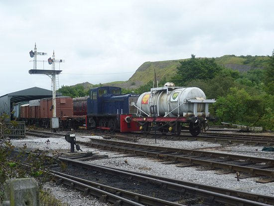 Embsay & Bolton Abbey Steam Railway: Some rolling stock