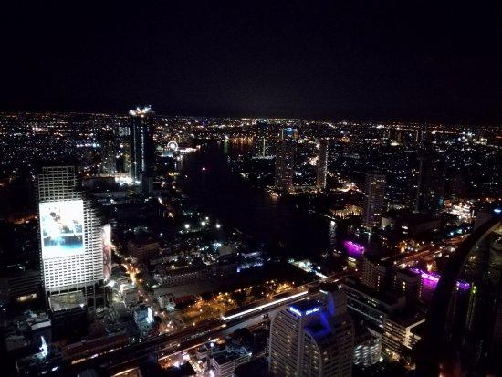Salida Nocturna Terraza Del Hotel Lebua Fotografía De Guia