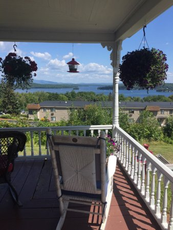 Grand View Motel and Cottages: Great family time