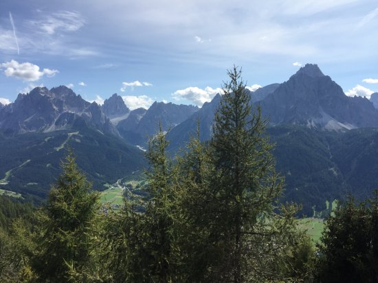 Sesto (Sexten), Italien: Parco Natura Olperl