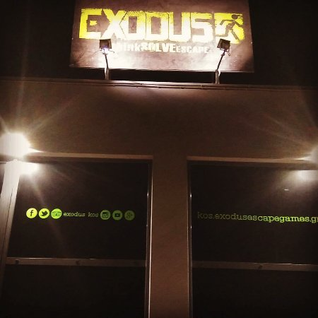 Exodus Kos Escape Rooms