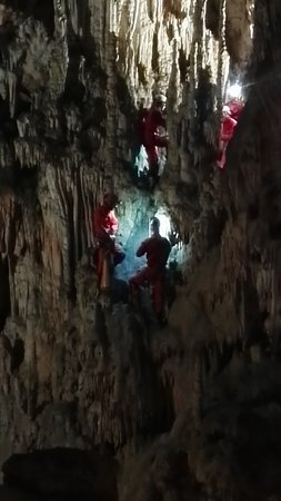 Aven d'Orgnac Grand Site de France (Grotte et Cite de la Prehistoire): Aven Orgnac 11