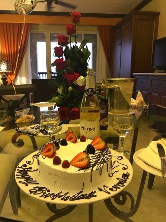 Villa del Palmar Cancun Beach Resort & Spa: Our 1 Bedroom suite