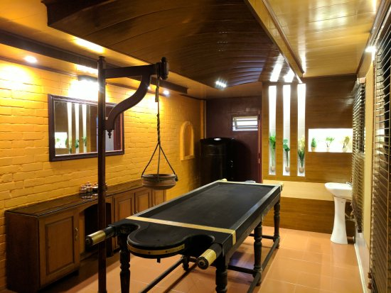 Asokam Beach Resort: Ayush Spa - Supercharge your senses