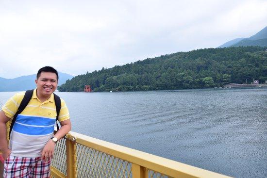 Hakone Pirate Ship: beautiful scenery and breeze