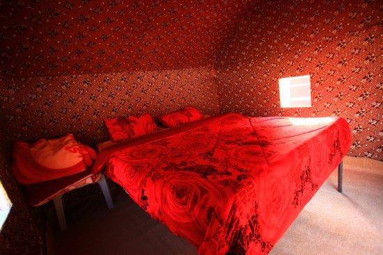 Rum Stars C& u0026 Bedouin Adventures Group Double Bed Tent & Double Bed Tent - Picture of Rum Stars Camp u0026 Bedouin Adventures ...