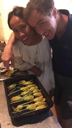 Agroturismo Ca Sa Vilda Marge: Un potager magnifique, une belle finca restaurée avec goût, j'adore