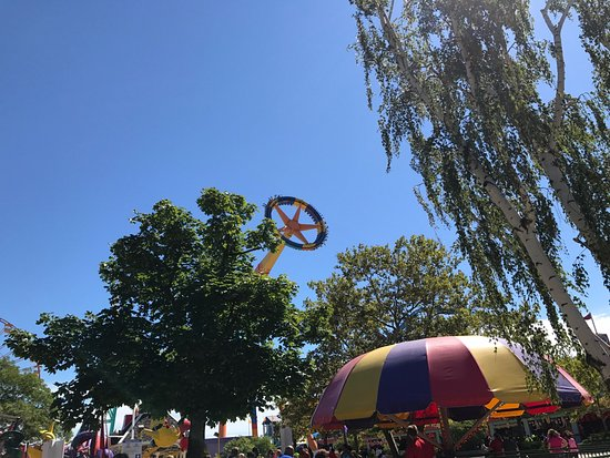 Cedar Point : BIG Rides!!