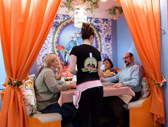 Mamie bigoude tours nord restaurant avis num ro de for Salon rochepinard tours