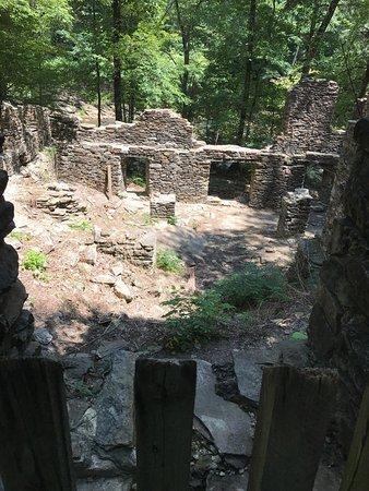 Sope creek trail marietta top tips travelers talk for Cabins near marietta ga
