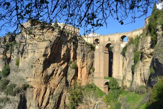 Mirador del Puente Nuevo: Ronda