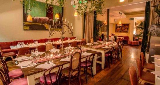 Eden Bar Grill Dining Room