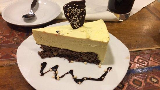 La Casona Restaurant: Delicioso el postre de Lúcuma!