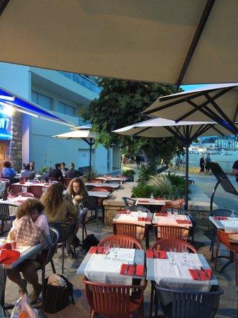 Restaurant Le Corsaire Quiberon Menu