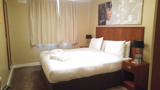Staycity Aparthotels Saint Augustine St: Double room
