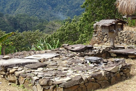 saga Traditional Village: Holy place