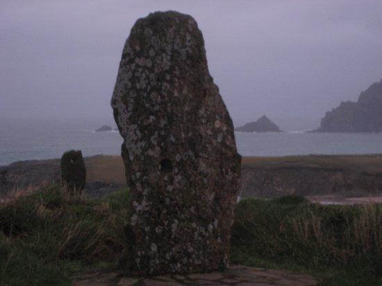 Dingle Tours : Dingle - standing stone
