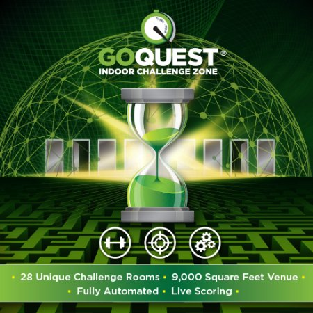 GoQuest Indoor Challenge Zone
