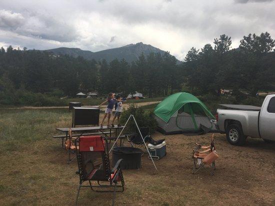 Mary's Lake Campground: photo0.jpg