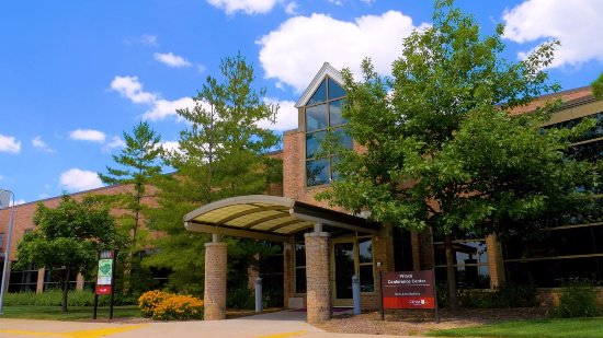 Prince Conference Center at Calvin College: Main Entrance