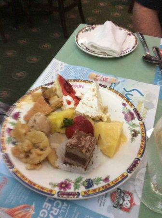 Mandarin Restaurant: Desserts