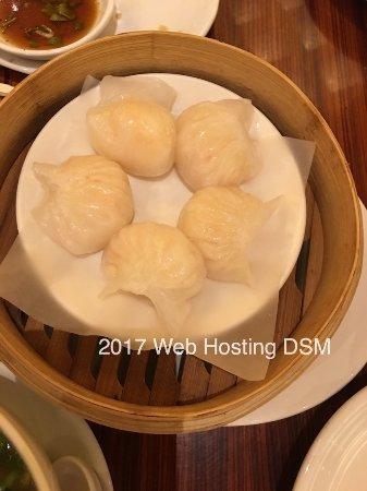 Noodles: Shrimp Ball