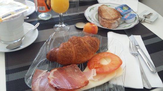 Villa Mencia: Desayuno
