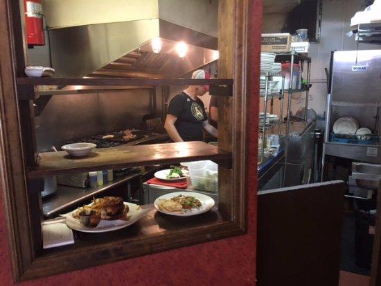 Athens, GA: The kitchen