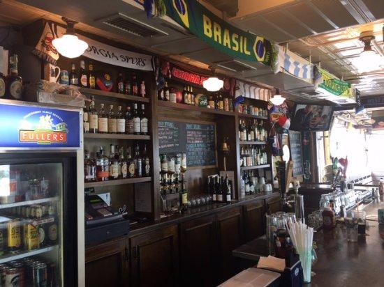 Athens, GA: The bar