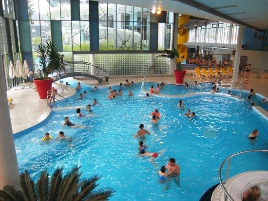Centre aquatique des Communautes de communes de Fecamp et Valmont