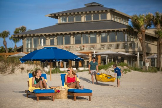 Sawgr Marriott Golf Resort Spa Beach Access Is Always Close With Activities And