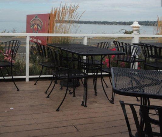 Birch Bay, WA: view deck