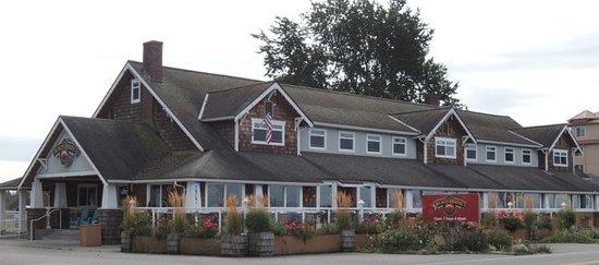 Birch Bay, WA: charming structure, CJ's Beach House