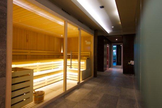 Rende, Italy: Sauna